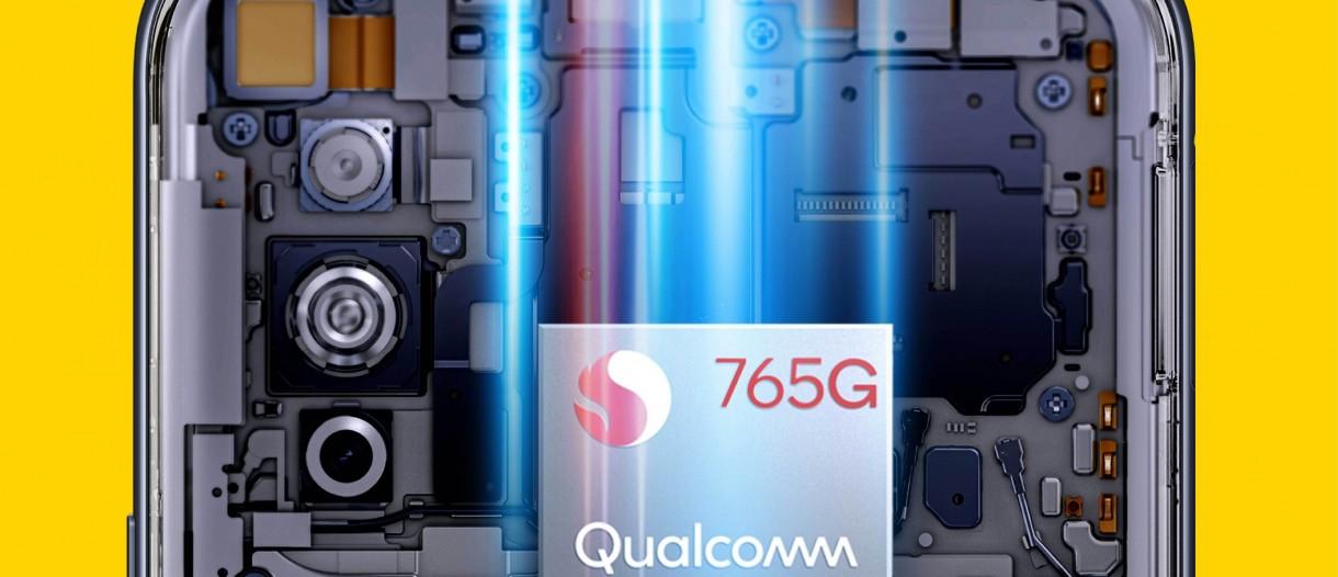 iQOO Z1x'in Snapdragon 765G SoC İle Geleceği Onaylandı!