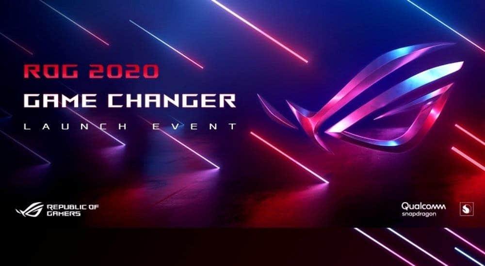 SD865 + İle ASUS ROG Phone 3 Oyun Telefonu 22 Temmuz'da Geliyor