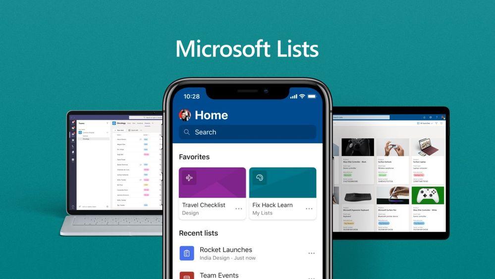 Microsoft Listeleri Artık Kurumsal Kullanıcılara Sunuluyor