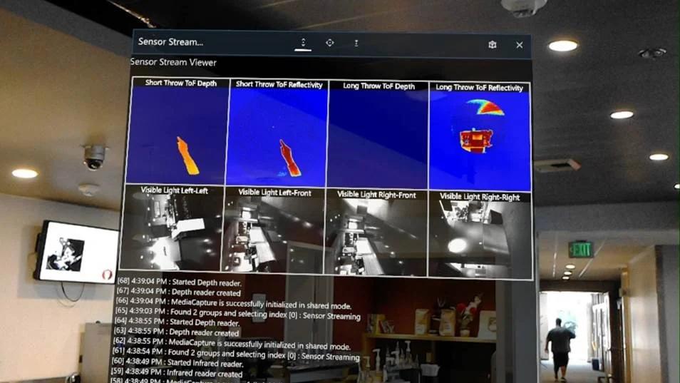Microsoft HoloLens 2 artık Araştırma Modunu Destekliyor