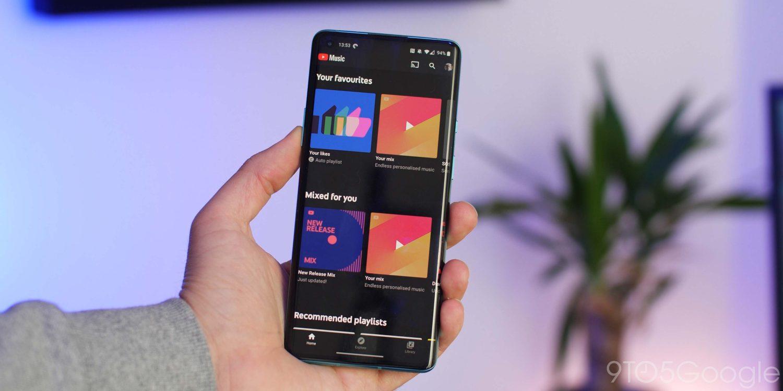YouTube Müzik, Google Play Müzik Gibi Çalışan 'Son Etkinlik' Yeni Bölümü