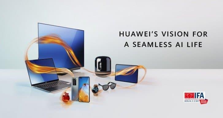 Huawei, 3 Eylül İçin IFA Açılış Konuşmasını Duyurdu: İşte Detaylar!