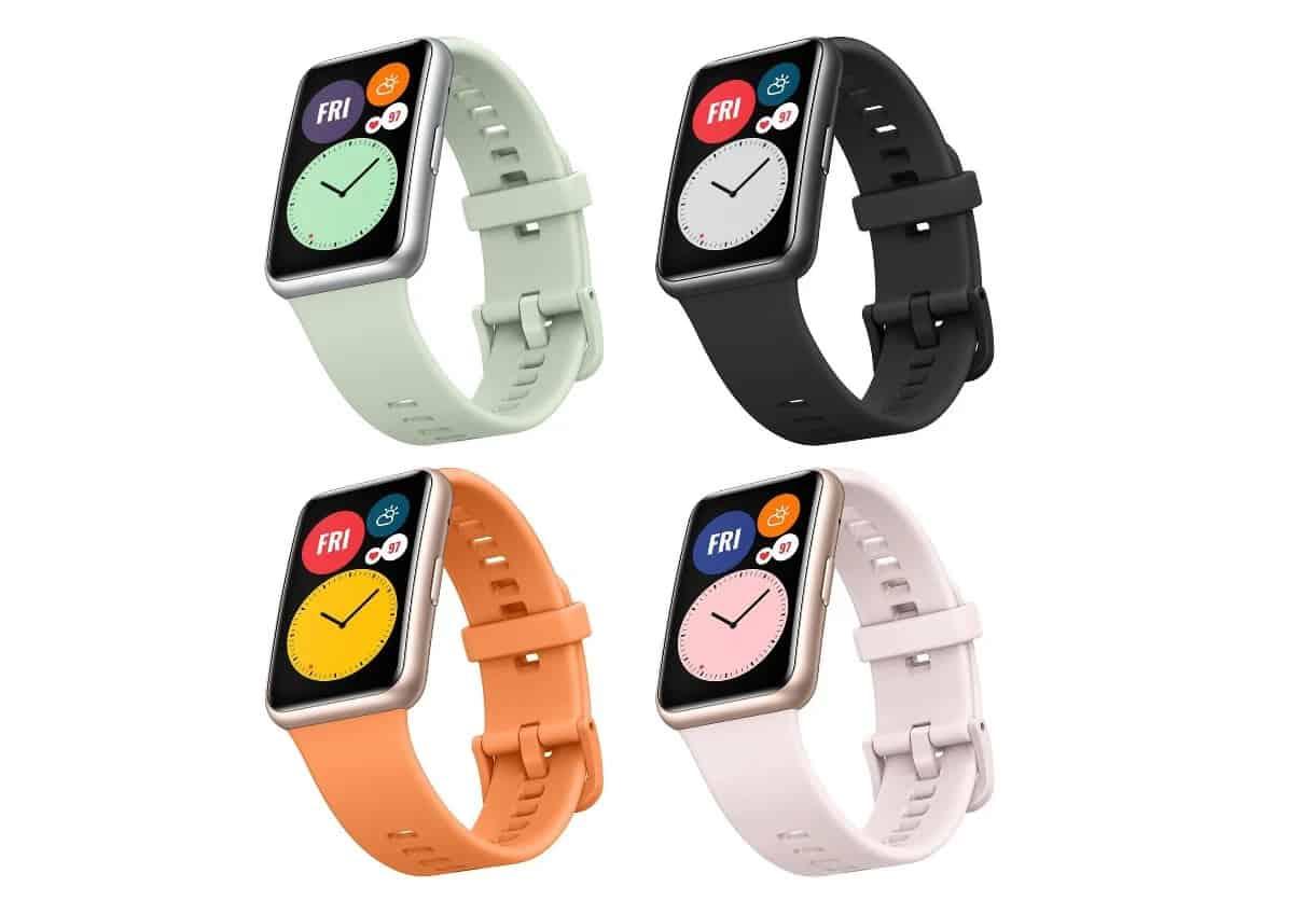 Huawei Watch Fit'in Teknik Özellikleri Ve Fiyatı Ortaya Çıktı!