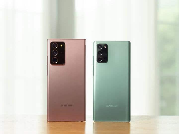 Samsung Galaxy Note 20 Serisi İlk Yazılım Güncellemesini Alıyor!