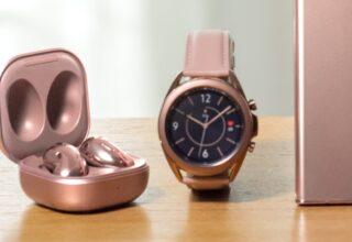 Samsung Galaxy Watch 3 Ve Buds Live, Önceki Modellerin Satışlarını Üçe Katladı!