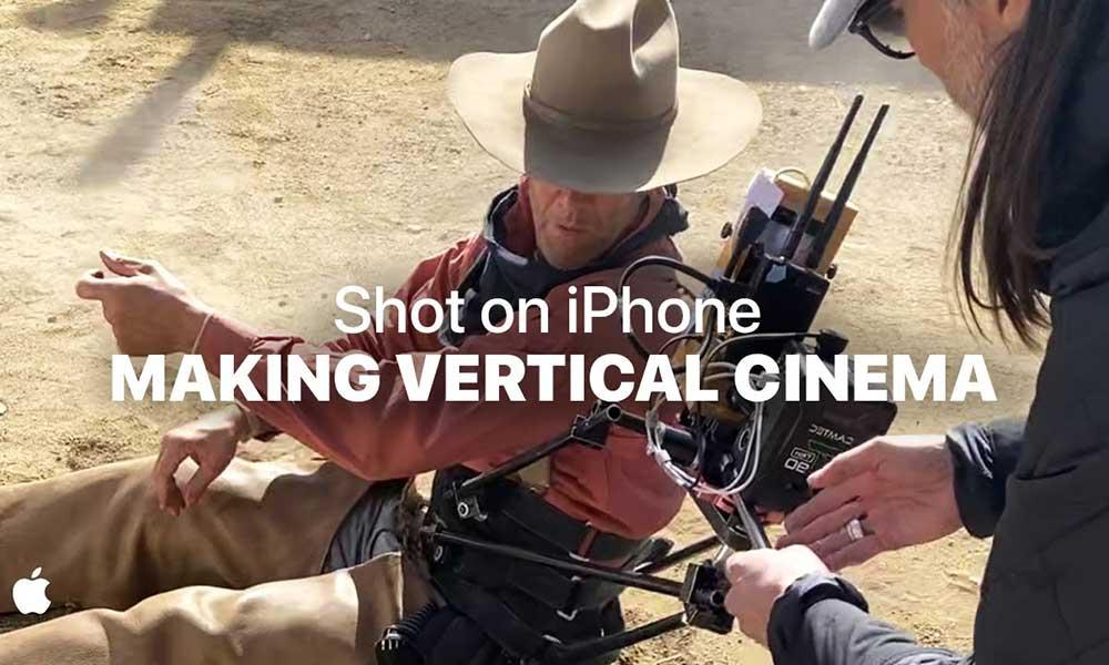 iPhone Tarafından Çekilmiş Dikey Sinema Formatlı Kısa Film Yayınladı