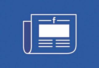 Facebook Haberler Çok Yakında Geliyor