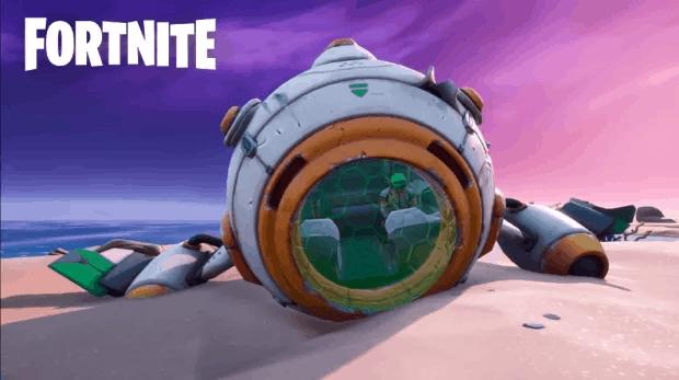 Fortnite'ın Gemi Lansmanı Mücadelesi İçin Eksik Parçalar Nerede Bulunur?