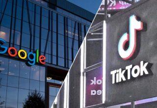 Google, TikTok Rekabetini Artıracak