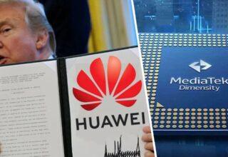 Huawei, Telefonlar için ABD'den İzin İstiyor!