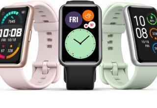 Huawei Yeni Akıllı Saati Watch Fit'i Duyurdu