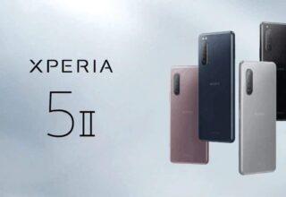 Sony Xperia 5 II, 9 Ekim'de Duyrulabilir!
