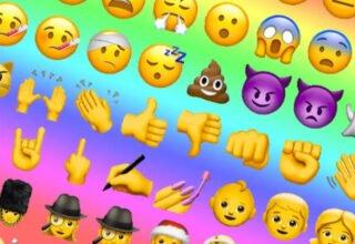 Yakında Gelecek 217 Emoji Tanıtıldı!