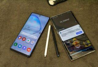 Samsung Galaxy Note10 Serisi, One UI 2.5 Almaya Başladı