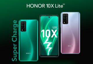 Honor 10X Lite Duyruldu! İşte detaylar