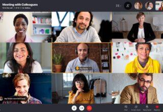Skype Grup Çağrıları Artık 100 Kişi Alabiliyor