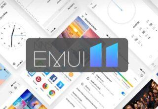 EMUI 11 Testine On Huawei Akıllı Telefon Başladı