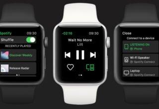 Apple Watch Sonunda Yerel Spotify Akışını Kazandı: İşte Detaylar!