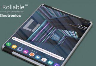LG'nin Katlanabilir Akıllı Telefonu LG Rollable Olarak Adlandırılabilir!