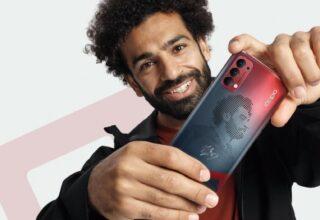 Oppo, Reno4 Mohamed Salah Edition'ı Sunar!