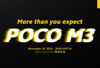 Poco M3 24 Kasım'da Piyasaya Çıkıyor: İşte Detaylar!