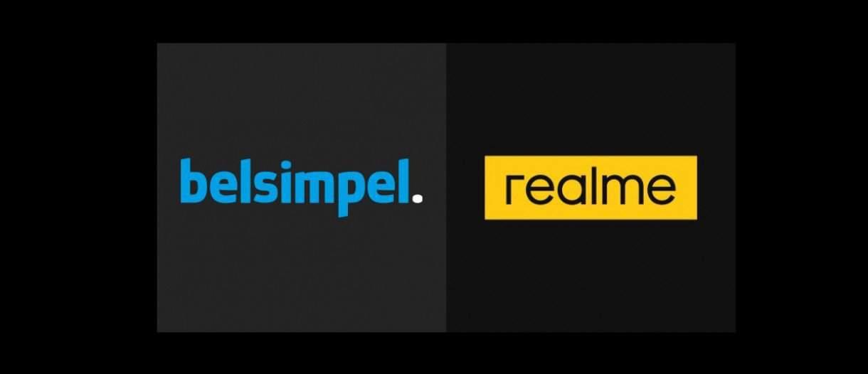Realme, Hollanda'da Özel Ortak Olarak Belsimpel'i Seçti