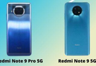 Redmi Note 9 5G Yakında Piyasaya Sürülecek