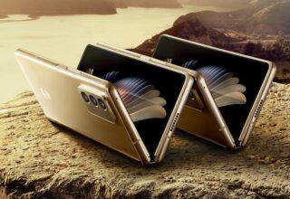 Samsung, Çin İçin Daha Premium Bir Galaxy Z Fold2 Olan W21 5G'yi Tanıttı!