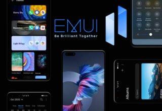Huawei P40, P40 Pro ve Mate 30 Pro, EMUI 11 Güncellemesini Aldı