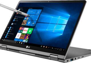 LG, Dönen Ekranlı 17 İnç Dizüstü Bilgisayarın Patentini Aldı