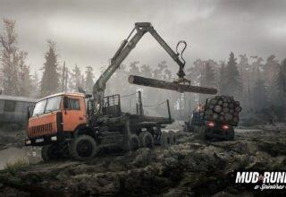 Epic Games MudRunner'ı Ücretsiz Yaptı