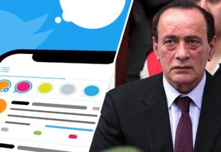 Twitter, Alaattin Çakıcı'nın Paylaşımını Sildi