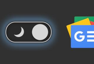 Google Haberler'in Web Sürümüne Karanlık Mod Özelliği Geldi