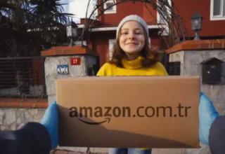 Amazon, Türkiye'deki İlk Reklamını Yayınladı!