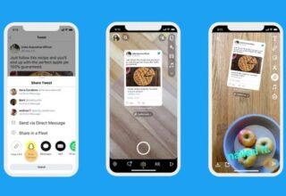 Instagram Hikayelerinde Tweet Paylaşma Özelliği!