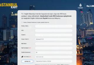 İstanbul'da Toplu Taşımaya Veri Paylaşımı Zorunluluğu