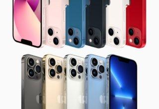 İphone 13 Modelinin İşte Batarya Kapasitesi