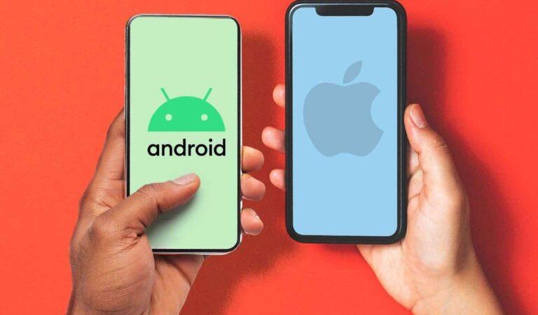 Apple, iOS'un Android'den Daha Güvenli Olduğunu Söylüyor