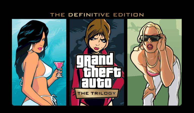 Grand Theft Auto: The Trilogy – The Definitive Edition Yolda