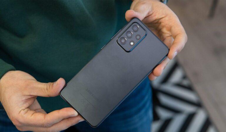 Samsung Galaxy A52s 5G Türkiye'de Satışa Çıkarıldı:İşte Fiyatı